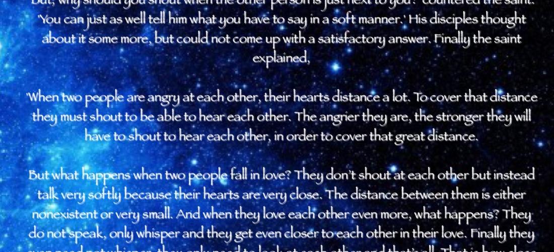 why do we shout in anger, life coach reno, inspirational quotes, life coaching reno nv