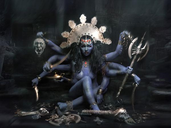 Goddess Kali, Kali